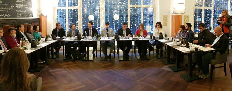 Representantes latinoamericanos van a la COP23