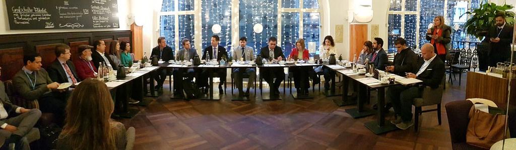 Representantes latino-americanos vão à COP23