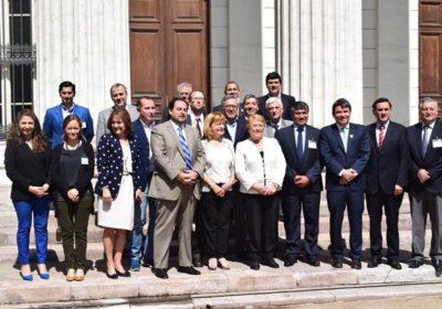 El Pacto Global de Alcaldes es lanzado en Chile