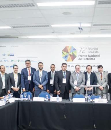 Governos locais se reúnem em Recife para encontro do Pacto Global de Prefeitos pelo Clima e a Energia