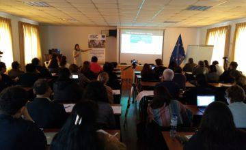 Municipios de Perú, Chile y Ecuador participan de taller de capacitación del Pacto Global de Alcaldes