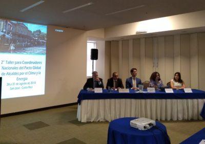 Segundo Workshop do Pacto Global de Prefeitos marca progresso na América Latina