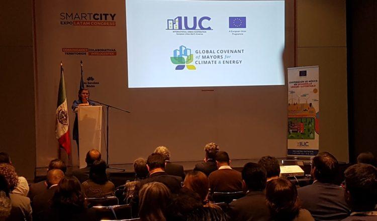 Se inician oficialmente los trabajos del Pacto Global de Alcaldes en México