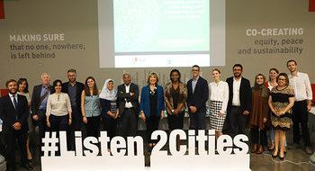 Pacto Global e Organização Mundial de Cidades se juntam para discutir localização da ação climática