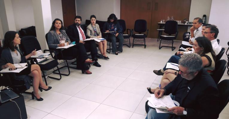 Representantes do Comitê Nacional do Brasil discutem a estratégia do país para limitar as mudanças climáticas