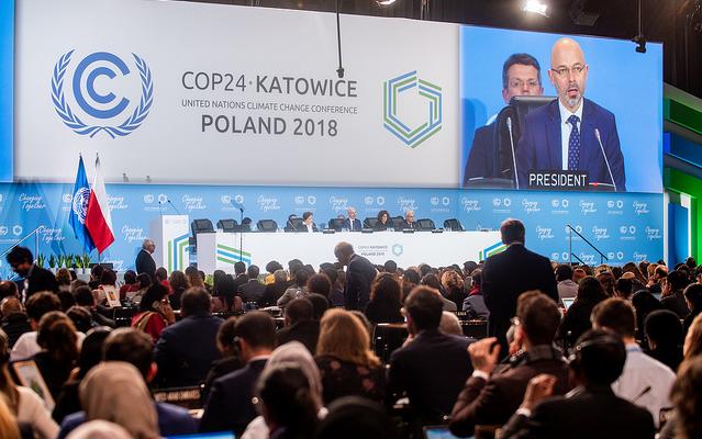 A Cúpula do Clima em Katowice (COP 24) confirma a disposição de continuar a se engajar na luta contra as mudanças climáticas