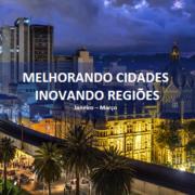 O Programa Internacional de Cooperação Urbana na América Latina e no Caribe lança uma newsletter!