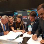 Once municipios de Brasil marchan hacia un futuro sostenible
