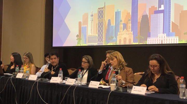 Prefeitos latino-americanos assinaram acordos sobre sustentabilidade no Chile
