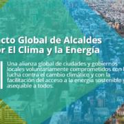 La experiencia del Secretariado Regional (LAC) del Pacto Global de Alcaldes para el Clima y la Energía (GCoM) sobre a aliança