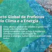 A experiência do Secretariado Regional (LAC) do Pacto Global de Prefeitos para o Clima e a Energia (GCoM) sobre a aliança