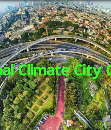 Desafío Global de Ciudades para el Clima apoya proyectos de acción climática en todo el mundo