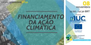 Sessão 10 - IUC LAC Webinarios | PT