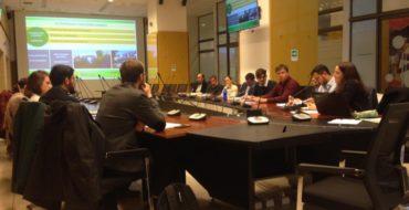 Intercâmbio de Experiências entre a RAMCC e a Rede Chilena de Municípios para as Mudanças Climáticas