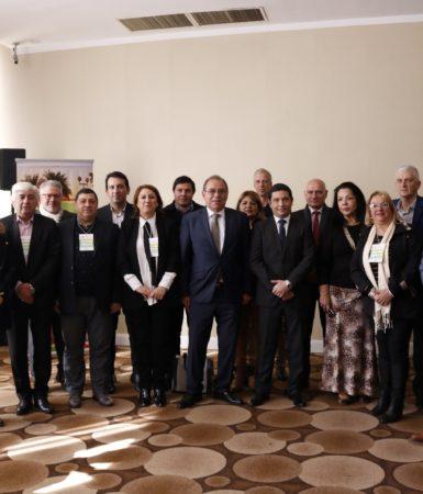Más de 100 representantes de gobiernos locales, regionales y nacionales se reúnen para capacitarse sobre cuestiones ambientales en Argentina