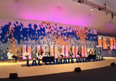 Representantes do Pacto Global de Prefeitos participaram com sucesso da Semana do Clima de América Latina e o Caribe