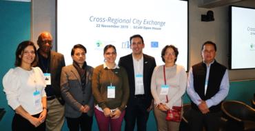 O Secretariado Global do GCoM reúne autoridades da América Latina e do Caribe para discutir mudanças climáticas