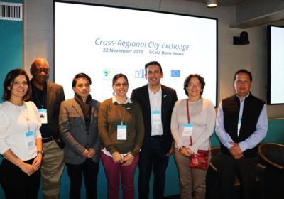 El Secretariado Global del GCoM congrega a autoridades latinoamericanas y caribeñas para debatir sobre cambio climático