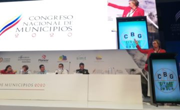 Covenant is highlighted in National Congress of Municipalities in Colombia