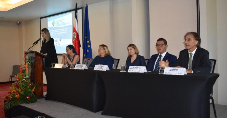 El Pacto Global de Alcaldes en América Central es lanzado en Costa Rica para apoyar a los gobiernos locales en su respuesta a las amenazas climáticas