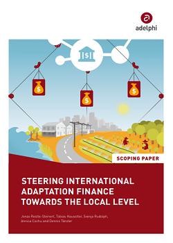 Steering International Adaptation Finance Towards the Local Level
