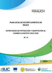 Plan de Acción Climática – Rauch, Argentina