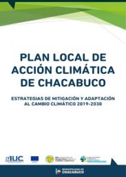 Plan de Acción Climática – Chacabuco, Argentina
