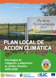 Plan de Acción Climática – Correa, Argentina