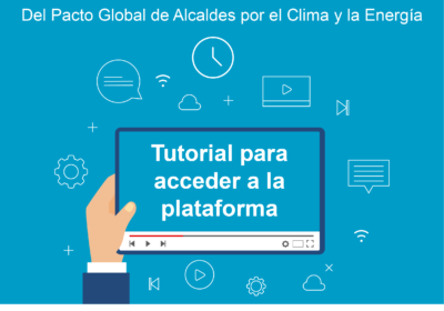 Plataforma unificada CDP & Iclei: Tutoriales orientan sobre el reporte de acciones climáticas