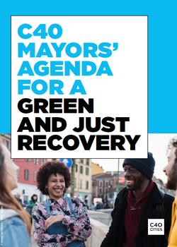 Plan de los Alcaldes C40 para una Recuperación Verde y Justa