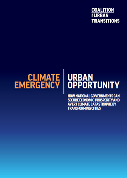 Climate Emergency, Urban Opportunity