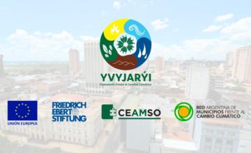 Comunidade GCoM-LAC: Argentina e Paraguai realizam intercâmbio sobre gestão local de mudanças climáticas