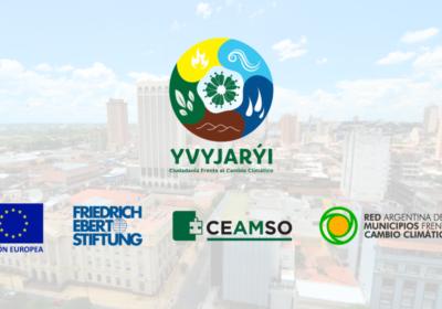 Comunidad GCoM-LAC: Argentina y Paraguay realizan intercambio sobre gestión local del cambio climático