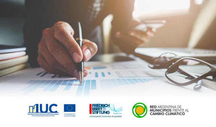 La Unión Europea a través de IUC LAC apoya la formación de gobiernos locales argentinos en financiamiento climático