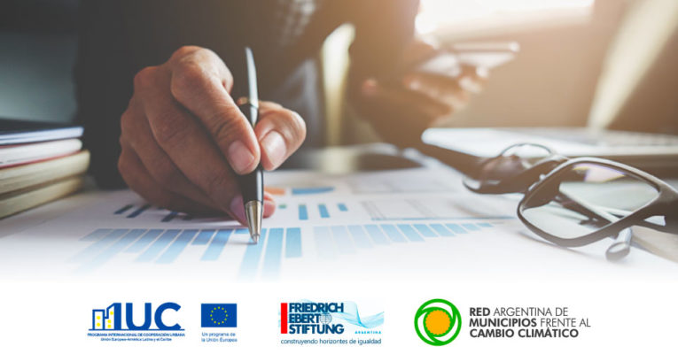 The European Union's IUC LAC program supports the capacity building for the local Argentines' governments in climate finance