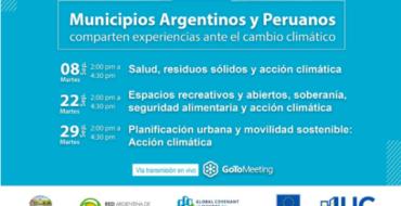 Experiências locais argentinas e peruanas frente às mudanças climáticas
