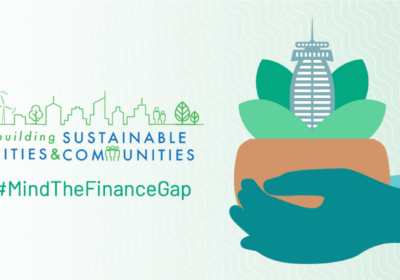 City Climate Finance Gap Fund launches to suppot climate-smart urban developement