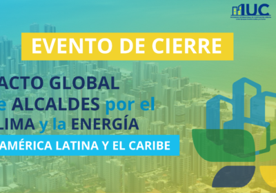 The Global Covenant of Mayors closes its first cycle and prepares the next