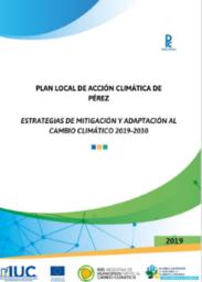 Plan de Acción Climática – Perez, Argentina