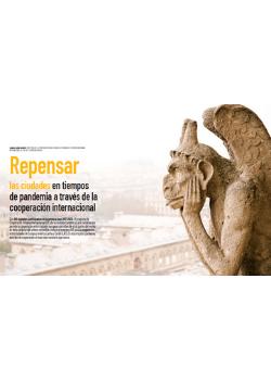 Ciudad Sostenible Resiliente e Innovadora – Repensar las ciudades en tiempos de pandemia a través de la cooperación internacional (Artículo)