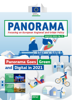 Panorama 75: Going Green and Digital in 2021