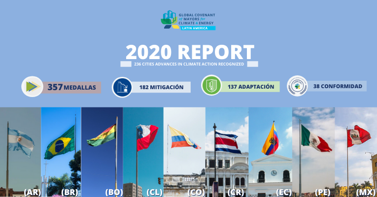 Latin America demonstrates strength and advances in climate actions despite the pandemic scenario