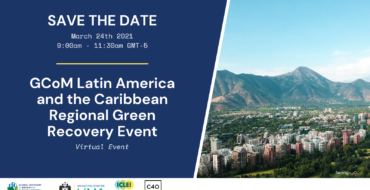Green recovery in Latin America: a collective effort