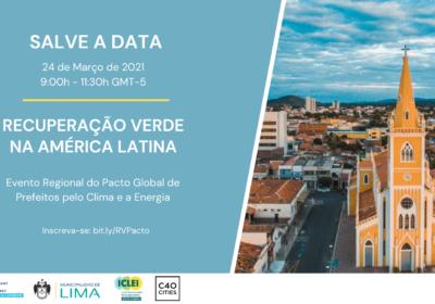 Recuperação verde na América Latina: um esforço coletivo