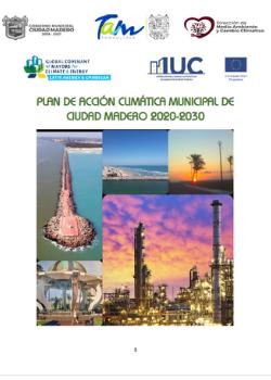 Plan de Acción Climática – Ciudad Madero, México